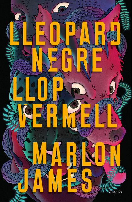 LLEOPARD NEGRE, LLOP VERMELL.