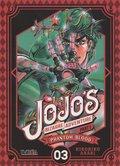 JOJO BIZARRE ADVENTURE PARTE 01 PHANTOM BLOOD N 03.