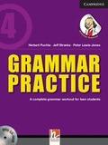 GRAMMAR PRACTICE 4 PB/CD-ROM