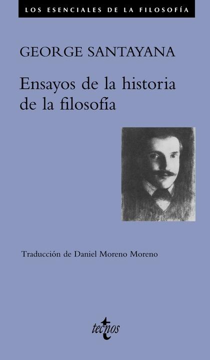ENSAYOS DE LA HISTORIA DE LA FILOSOFÍA.