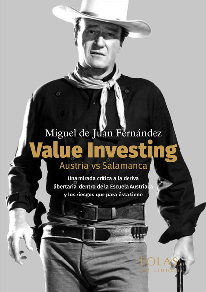 VALUE INVESTING. AUSTRIA VS SALAMANCA                                           UNA MIRADA CRÍT