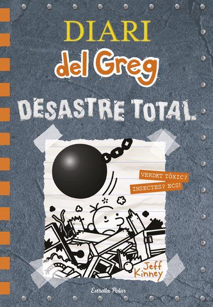 DIARI DEL GREG 14. DESASTRE TOTAL.