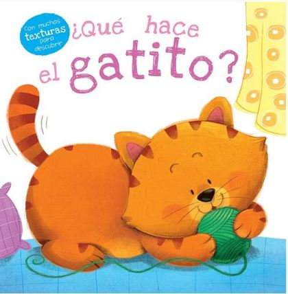 QUE HACE EL GATITO.