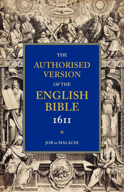 AUTHORISED VERSION OF THE ENGLISH BIBLE 1611 - VOLUME 3