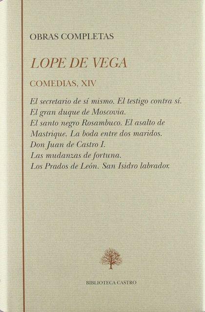 LOPE DE VEGA T-XIV