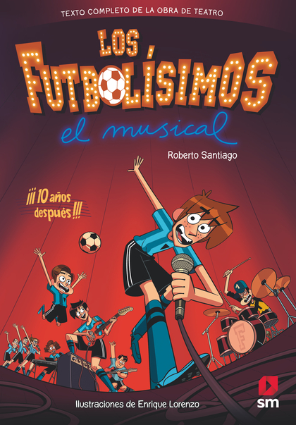 FUTBOLISIMOS EL MUSICAL,LOS