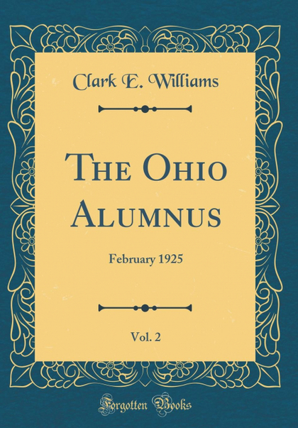 THE OHIO ALUMNUS, VOL. 2