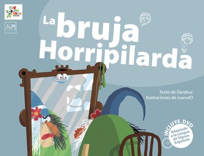 LA BRUJA HORRIPILARDA