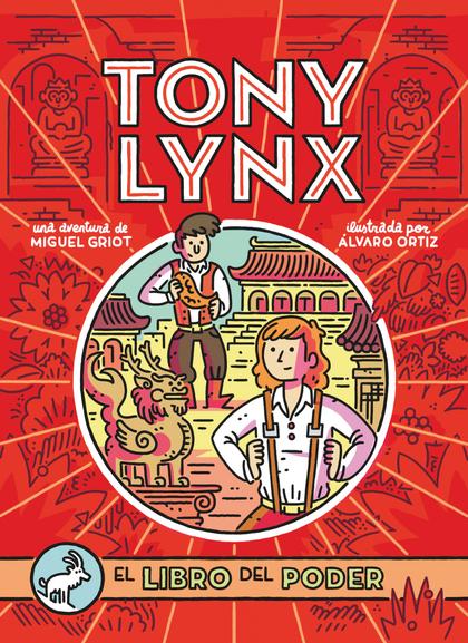 DIARIOS DE TONY LYNX EL LIBRO DEL PODER.