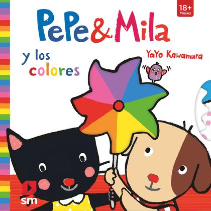 PEPE&MILA Y LOS COLORES