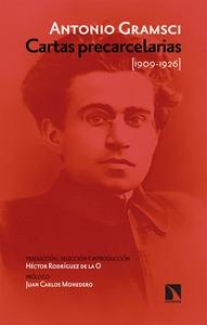 CARTAS PRECARCELARIAS  (1909-1926) ANTOLOGÍA.