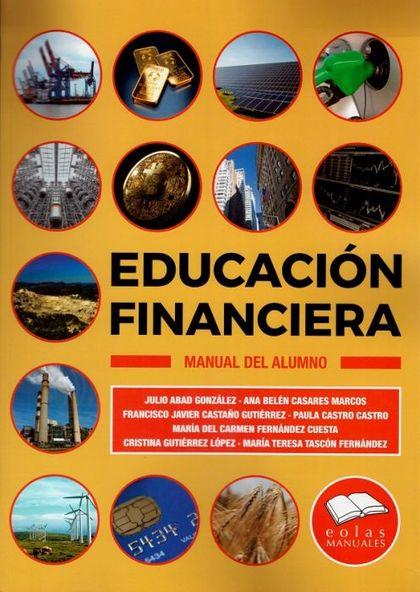 EDUCACIÓN FINANCIERA. MANUAL DEL ALUMNO
