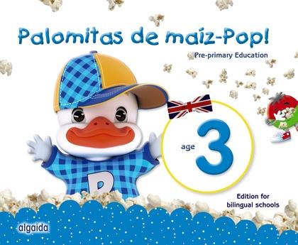 PALOMITAS DE MAÍZ-POP!. PRE-PRIMARY EDUCATION. AGE 3.