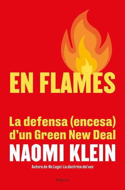 EN FLAMES.
