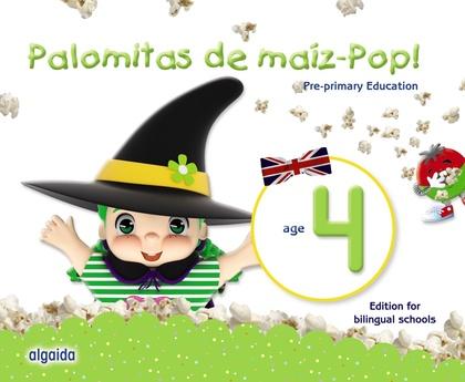 PALOMITAS DE MAÍZ-POP!. PRE-PRIMARY EDUCATION. AGE 4.