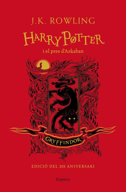 HARRY POTTER I EL PRES D´AZKABAN (GRYFFINDOR).