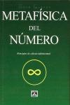 METAFÍSICA DEL NÚMERO.
