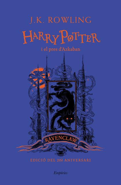 HARRY POTTER I EL PRES D´AZKABAN (RAVENCLAW).