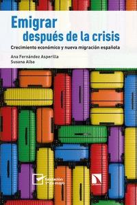 EMIGRAR DESPUÉS DE LA CRISIS                                                    CRECIMIENTO ECO