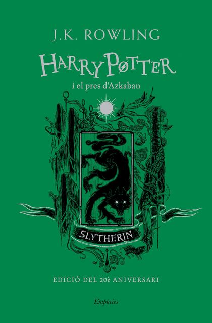 HARRY POTTER I EL PRES D´AZKABAN (SLYTHERIN).