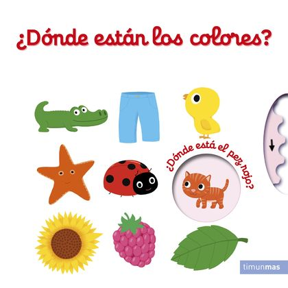 ¿DÓNDE ESTÁN LOS COLORES?.