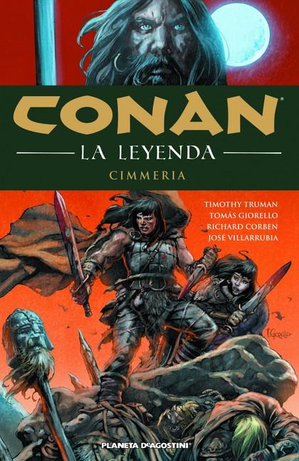 CONAN LA LEYENDA Nº7. CIMMERIA