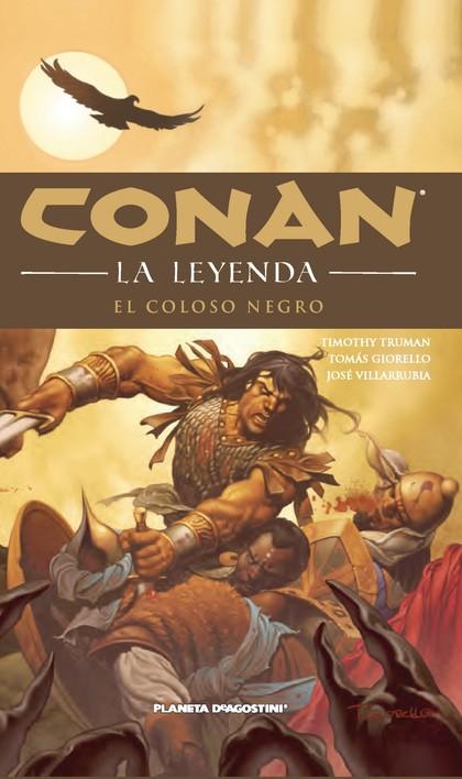 CONAN LA LEYENDA Nº8. COLOSO NEGRO