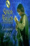 2004 CALENDARIO SEÑOR ANILLOS *