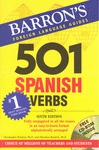 501 SPANISH VERBS WITH CD ROM