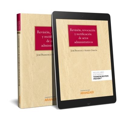 REVISIÓN, RENOVACIÓN Y RECTIFICACIÓN DE ACTOS ADMINITRATIVOS (DUO).