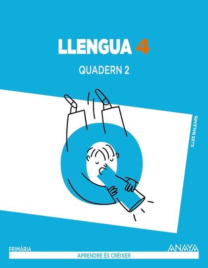 LLENGUA 4. QUADERN 2..