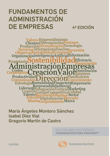 FUNDAMENTOS DE ADMINISTRACION DE EMPRESAS.