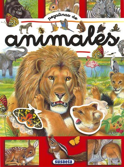 PEGATINAS DE ANIMALES 1.
