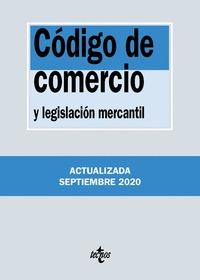 CÓDIGO DE COMERCIO. Y LEGISLACIÓN MERCANTIL