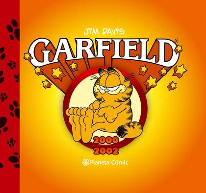 GARFIELD  2000-2002.