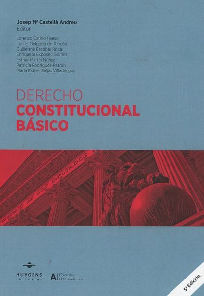 DERECHO CONSTITUCIONAL BÁSICO 2019.