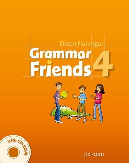 GRAMMAR FRIENDS 4 PK