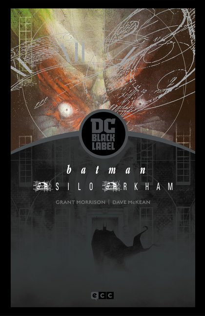 BATMAN: ASILO ARKHAM - EDICIÓN DC BLACK LABEL.