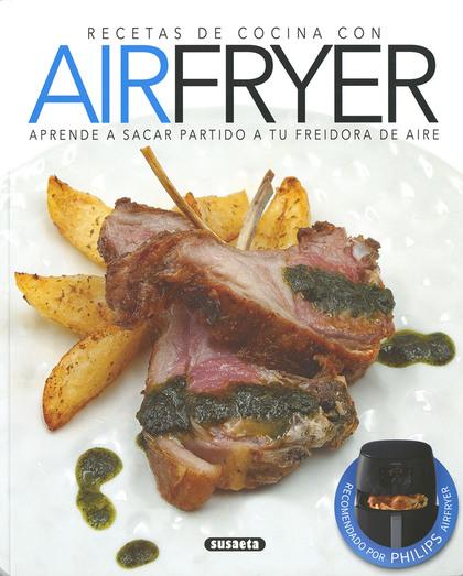RECETAS DE COCINA CON AIRFRYER.