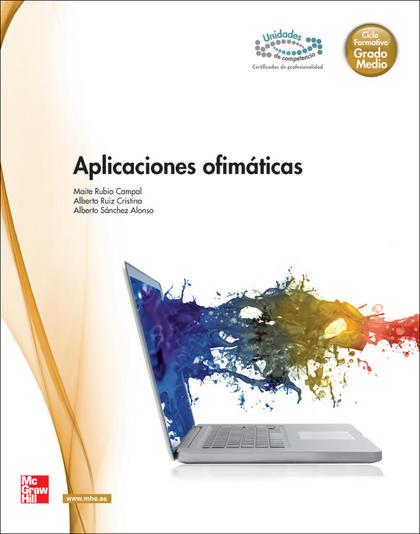 APLICACIONES OFIMÁTICAS, CICLO FORMATIVO DE GRADO MEDIO