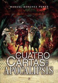 MIS CUATRO CARTAS DEL APOCALIPSIS