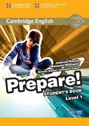 PREPARE! 1 STUDENT´S BOOK