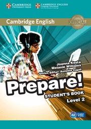 PREPARE! 2 STUDENT´S BOOK
