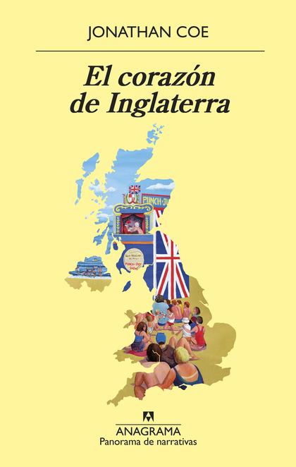 EL CORAZÓN DE INGLATERRA.