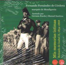 MIS MEMORIAS ÍNTIMAS. EL REINADO DE ISABEL II, 1854-1868.
