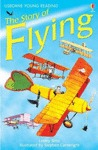 THE STORY OF FLIYING.