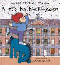MATEO AT THE MUSEUM-- A TRIP TO THE THYSSEN