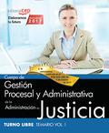 CUERPO DE GESTIÓN PROCESAL Y ADMINISTRATIVA DE LA ADMINISTRACIÓN DE JUSTICIA. TU.