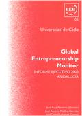 GLOBAL ENTREPRENEURSHIP MONITOR. INFORME EJECUTIVO 2005 ANDALUCIA.