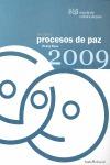 ANUARIO 2009 PROCESOS DE PAZ.